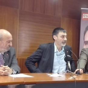 """Óscar Uceda: """"Lleida necesita internacionalizar sus productos para potenciar la agricultura"""""""
