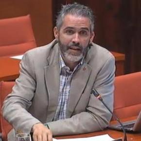 """Jorge Soler a Rull: """"No se olvide de Lleida; los leridanos ya están hartos de los recortes y de los incumplimientos de la Generalitat"""""""