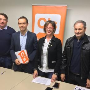 Ciutadans (C's) Lleida presenta unos presupuestos participativos para que los vecinos decidan parte de las inversiones de la ciudad