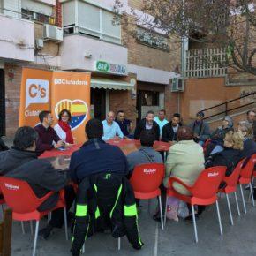 Ciutadans (Cs) Lleida solicita que se intensifiquen las labores policiales en la Mariola para garantizar la seguridad de los vecinos