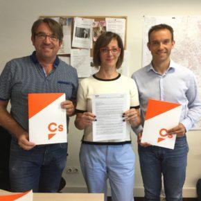 Cs Lleida solicita que el nuevo servicio de taxi a demanda de la Horta tenga también parada en los hospitales de Lleida
