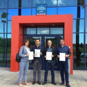 El grupo municipal de Cs Lleida denuncia la campaña de acoso y amenazas por parte de Arran Lleida