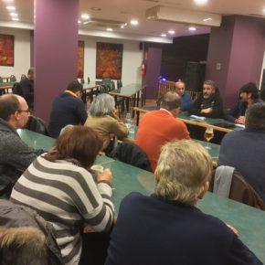 """Soler: """"Cs es el partido de centro, útil y transversal que impulsará las reformas que Lleida necesita en materia económica y social"""""""