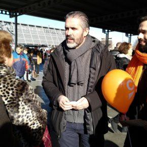 """Jorge Soler: """"Estamos a cinco días de acabar con el procés si llenamos las urnas para abrir una nueva etapa de cambio con Cs"""""""
