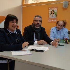 """Soler: """"Lo más importante para Cs son las personas; queremos que los leridanos y el resto de catalanes tengan más y mejores servicios sociales"""""""