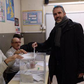 """Jorge Soler: """"Tenemos que llenar las urnas de ilusión y votos naranjas para conseguir el cambio que Lleida necesita"""""""