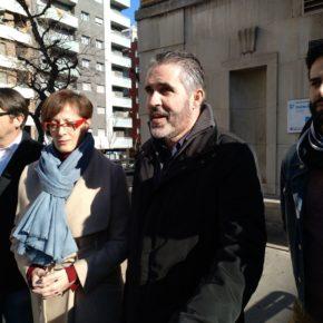"""Soler (Cs): """"El colapso de las urgencias en Lleida es un problema que tenemos que solucionar inmediatamente"""""""