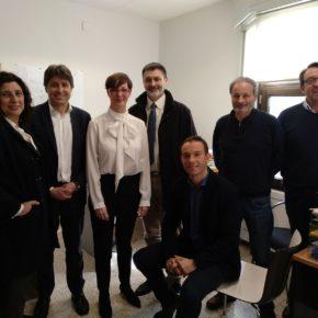 """Ángeles Ribes: """"Trabajamos para favorecer la concordia y no la división entre los ciudadanos y para que Lleida sea de todos"""""""
