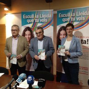 """Ángeles Ribes: """"Los Presupuestos Participativos de Cs se consolidan en Lleida, aumenta el número de proyectos de ciudad"""""""