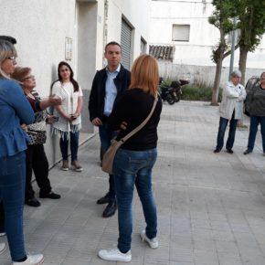 Cs Lleida pide mejoras en el mantenimiento de los Bloques Blancos de Balafia y alrededores