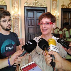 """Ángeles Ribes: """"Los Presupuestos Participativos de Lleida seguirán hacia adelante"""""""
