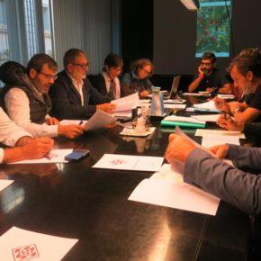 Ciudadanos (Cs) Lleida vuelve a pedir la limpieza de la carretera de Huesca que da acceso a Lleida