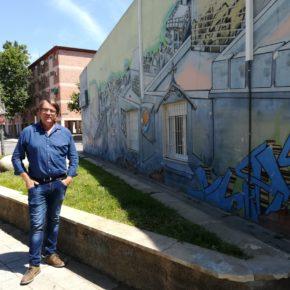 Cs Lleida apuesta por celebrar un concurso de murales artísticos que sitúe Lleida en el panorama internacional en esta expresión artística