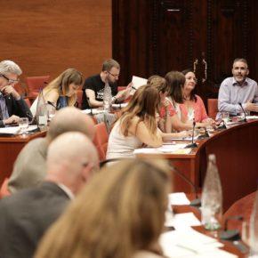 """Jorge Soler: """"Los partidos separatistas vetan de nuevo la construcción de los institutos de Cappont y de Balàfia"""""""
