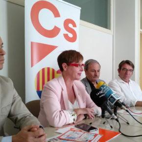 """Ángeles Ribes: """"Vamos a votar favorablemente a las ordenanzas fiscales porque desde 2015 que apostamos por la congelación"""""""