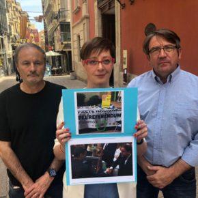 """Ángeles Ribes: """"El único voto útil para evitar un gobierno separatista en Lleida es el de Ciudadanos"""""""