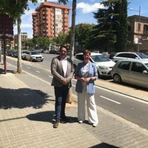 """Ángeles Ribes: """"Queremos una ciudad donde la movilidad sea más agradable, moderna y sostenible"""""""