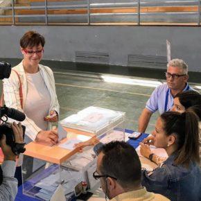 """Ángeles Ribes: """"Cada vez que se abren las urnas, Ciudadanos crece en la ciudad de Lleida, así que esperamos obtener un buen resultado"""""""