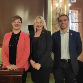 Ciudadanos (Cs) propone que Lleida presente candidatura al programa europeo para obtener wifi gratis, WiFi4EU