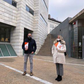 Jorge Soler, Javier Rivas y Heidy Hernández encabezan la lista de Ciudadanos por Lleida para el 14-F