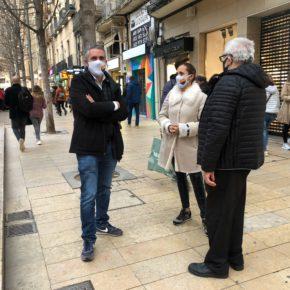 Soler apuesta por una verdadera reconstrucción económica que dé respuesta a familias, trabajadores, autónomos y PYMEs para poder superar los agravios que la crisis del Covid 19 ha causado en Lleida