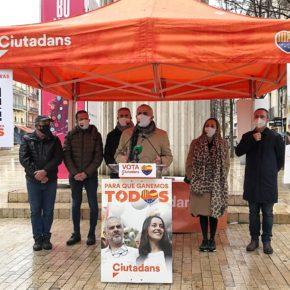 """Carrizosa: """"Ciudadanos es la única garantía que haya un gobierno constitucionalista para abrir una nueva etapa de convivencia y cambio"""""""